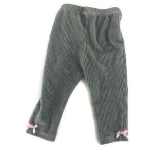 Nanette Pink Bow Pants Size 12M